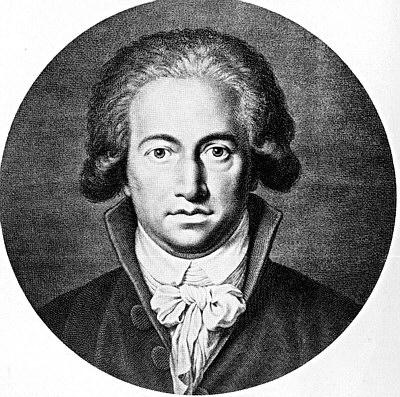 Johann Gottfried Herder und goethe